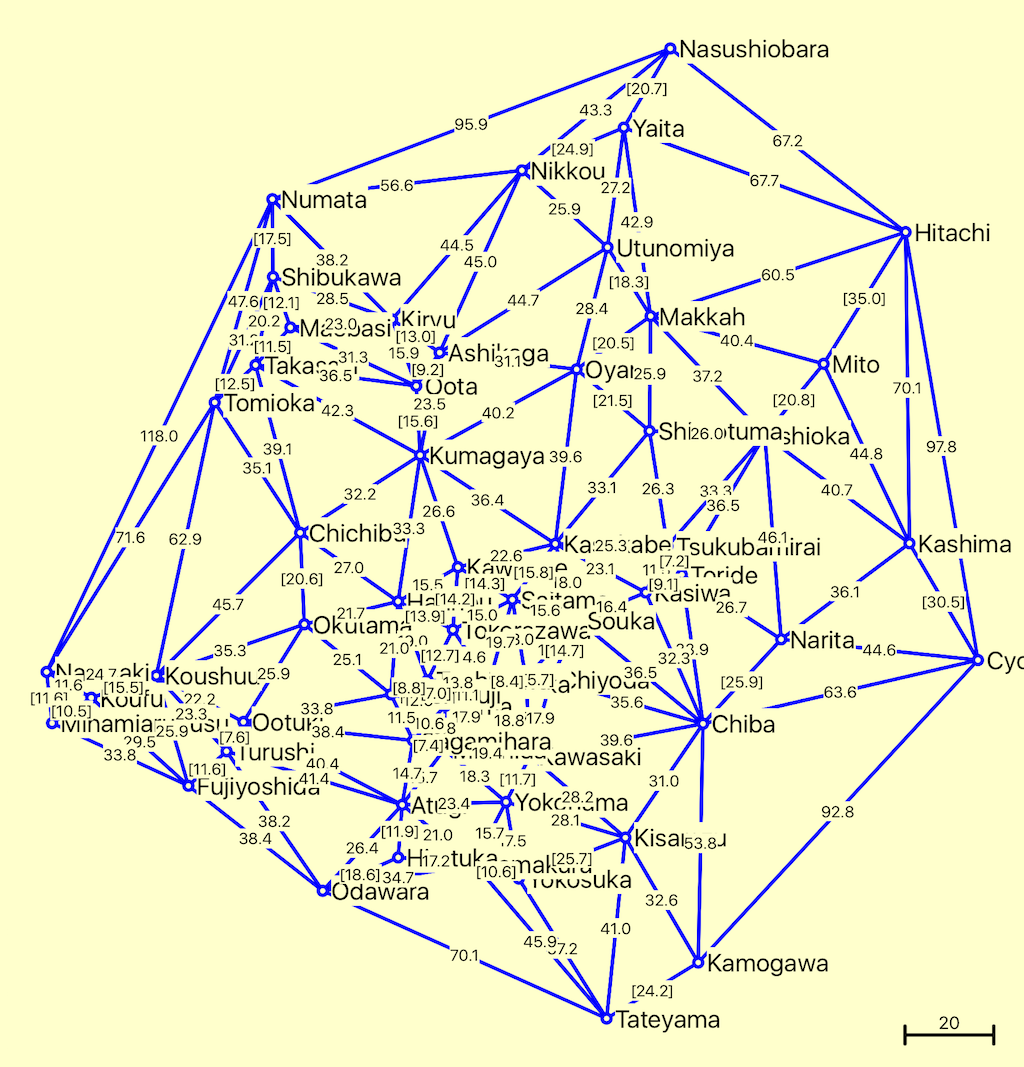 Voronoiplotter Voronoi Diagram Generator Sample Of Delaunay